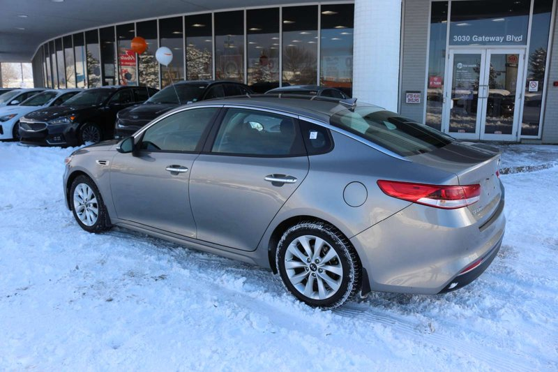 2018 Kia Optima for sale in Edmonton, Alberta
