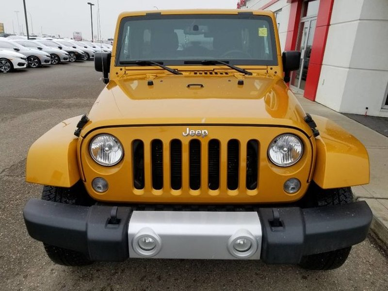 2014 Jeep Wrangler Unlimited for sale in Medicine Hat, Alberta