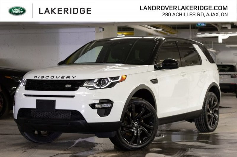2016 Land Rover Discovery Sport for sale in Ajax, Ontario