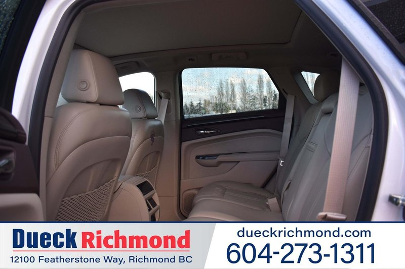 2013 Cadillac SRX for sale in Richmond, British Columbia
