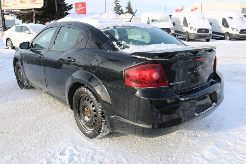 2012 Dodge Avenger for sale in Edmonton, Alberta