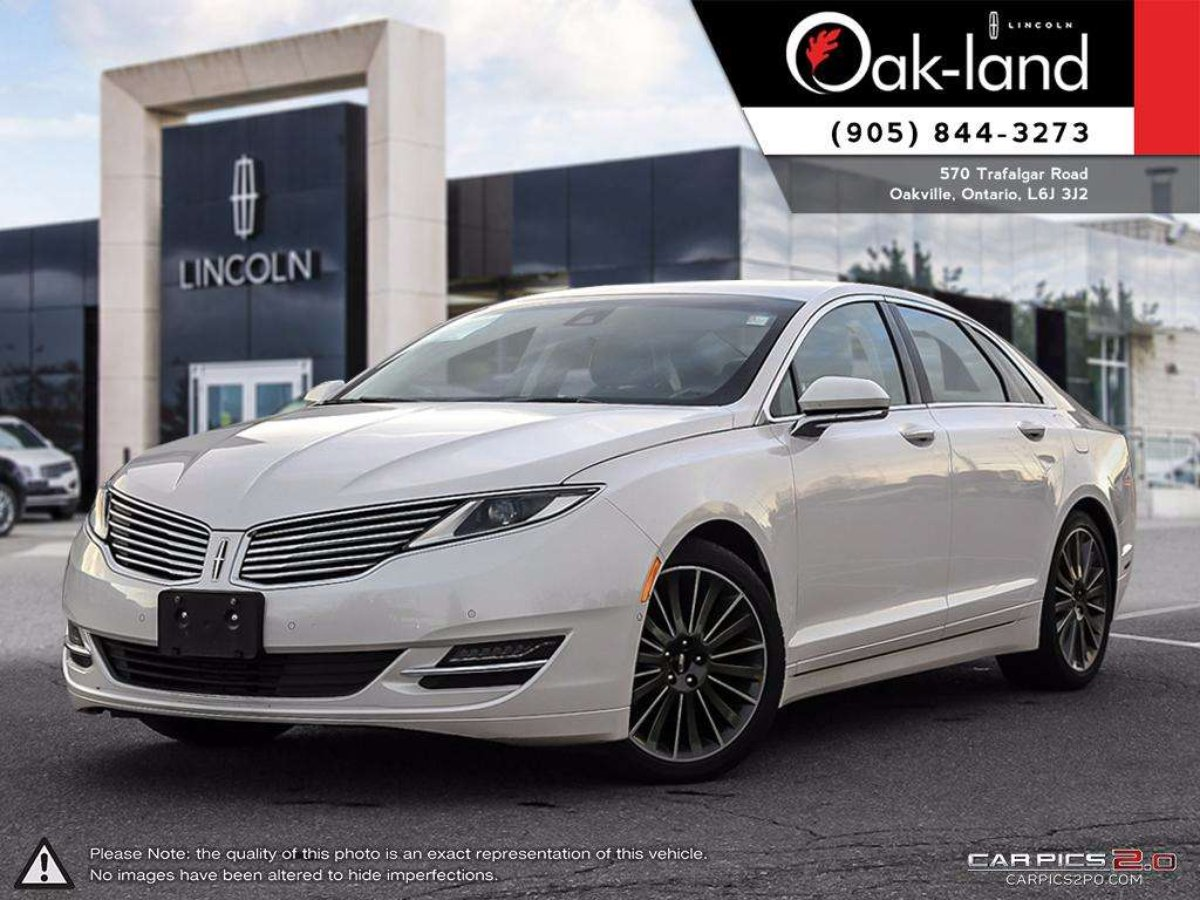 2016 Lincoln MKZ for sale in Oakville, Ontario