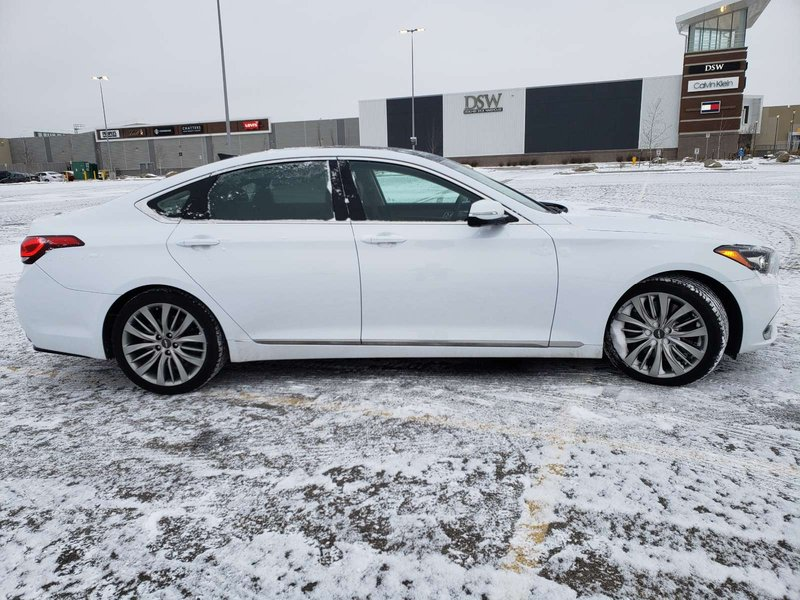 2018 Genesis G80 for sale in Edmonton, Alberta