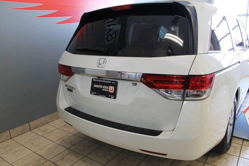 2017 Honda Odyssey for sale in Vernon, British Columbia