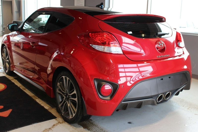 2017 Hyundai Veloster for sale in Spruce Grove, Alberta