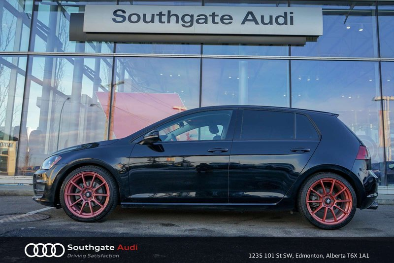 2015 Volkswagen Golf for sale in Edmonton, Alberta