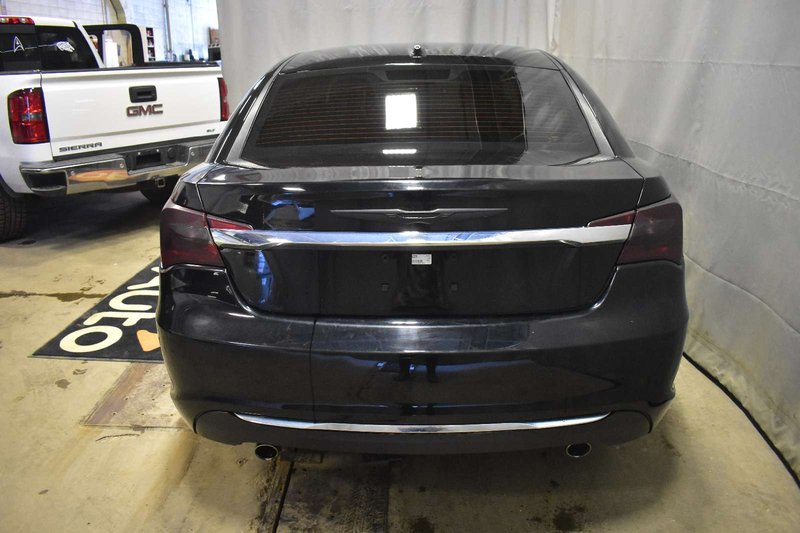 2011 Chrysler 200 for sale in Red Deer, Alberta