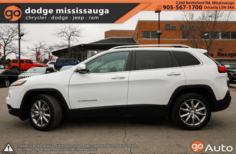 2018 Jeep Cherokee for sale in Mississauga, Ontario