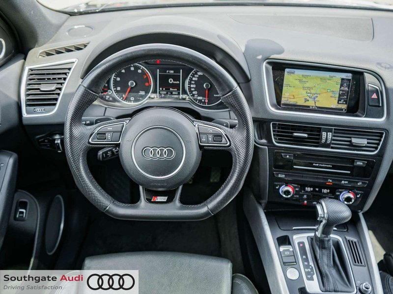 2015 Audi Q5 for sale in Edmonton, Alberta