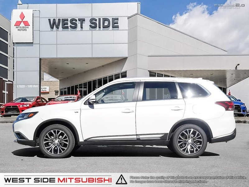 2017 Mitsubishi Outlander for sale in Edmonton, Alberta