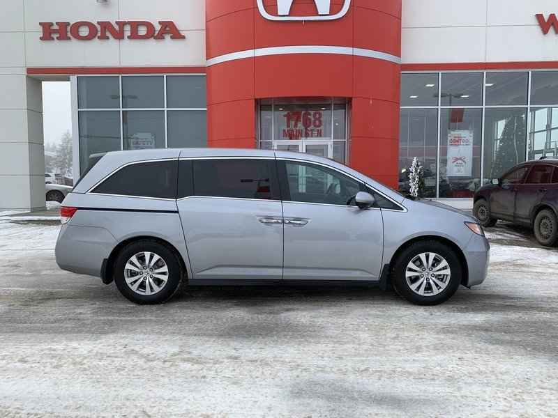 2017 Honda Odyssey for sale in Moose Jaw, Saskatchewan