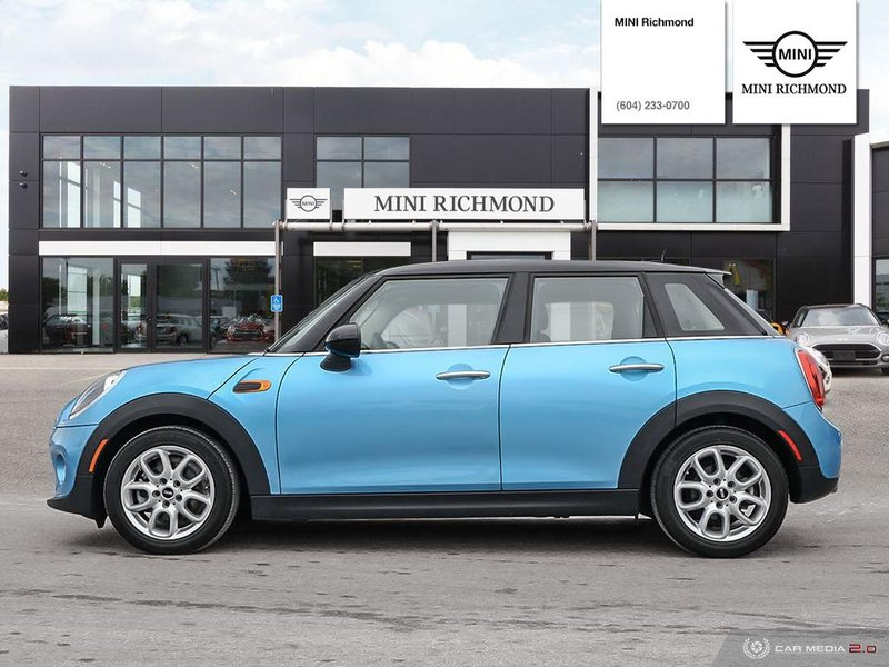 2017 MINI Cooper Hardtop 5 Door for sale in Richmond, British Columbia