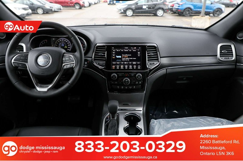 2019 Jeep Grand Cherokee for sale in Mississauga, Ontario