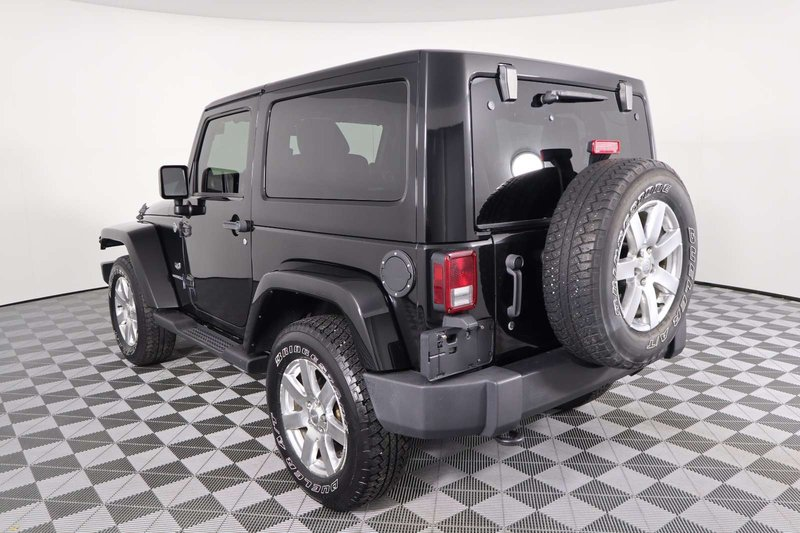 2011 Jeep Wrangler for sale in Huntsville, Ontario