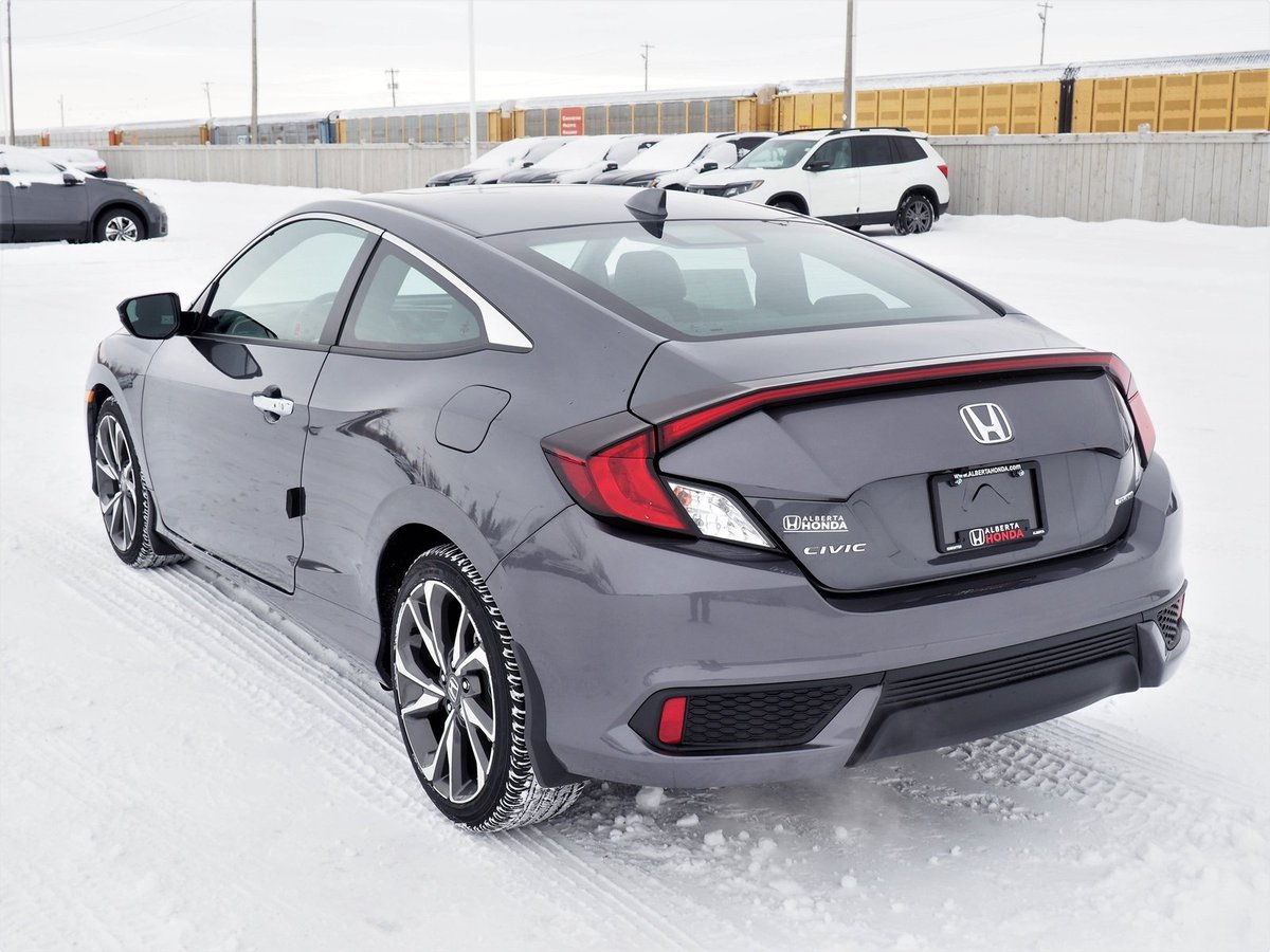 2020 Honda Civic Coupe For Sale In Edmonton