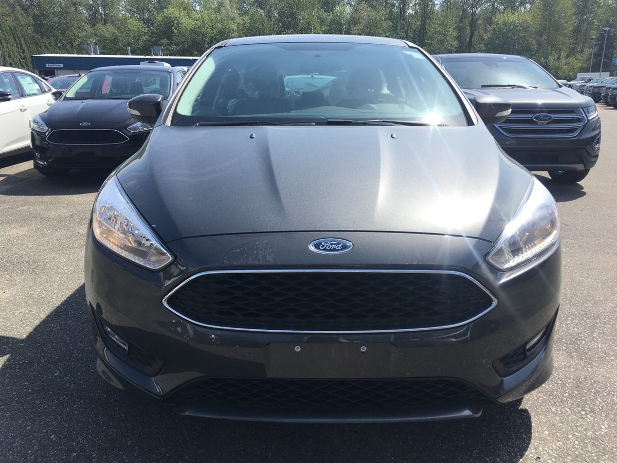 2018 Ford Focus for sale in Port Coquitlam, British Columbia