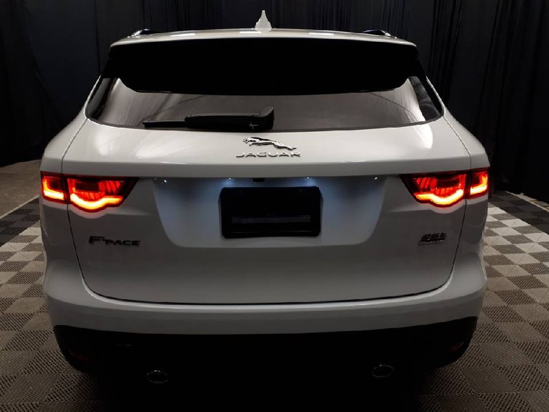 2019 Jaguar F-PACE for sale in Edmonton, Alberta