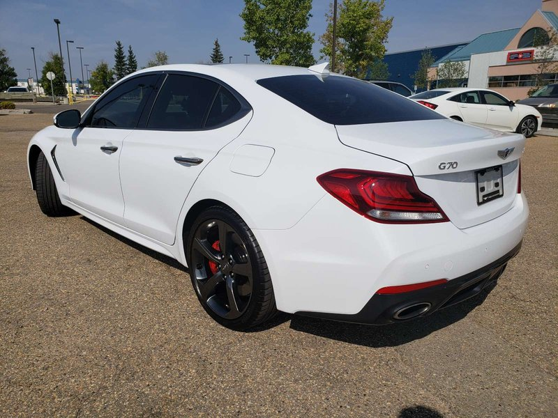2019 Genesis G70 for sale in Edmonton, Alberta