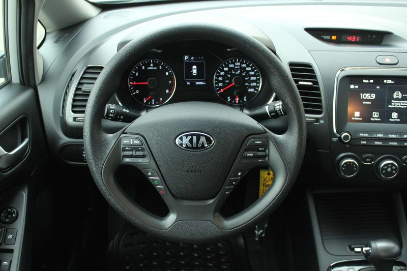 2017 Kia Forte for sale in Edmonton, Alberta