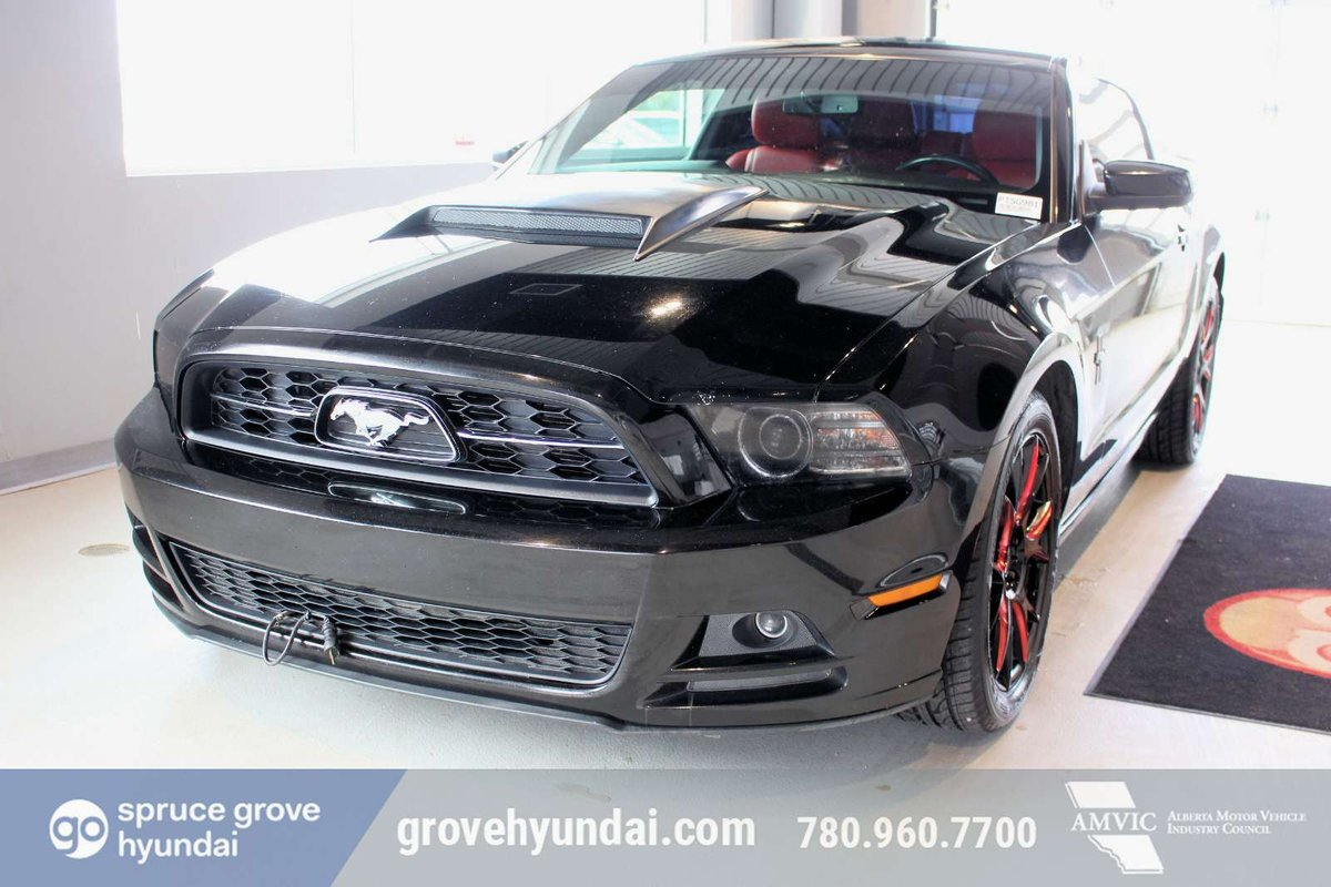 2013 ford mustang for sale in spruce grove alberta