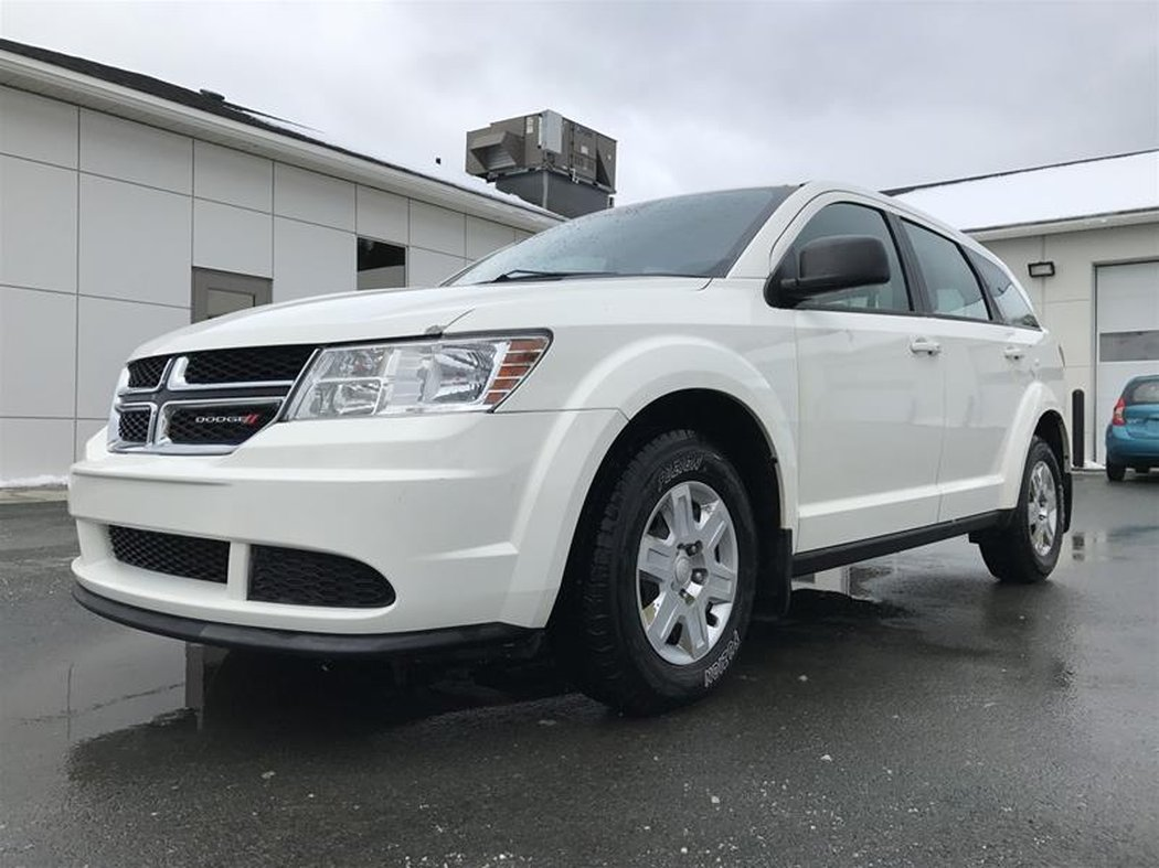 2012 dodge journey for sale in st john 39 s. Black Bedroom Furniture Sets. Home Design Ideas