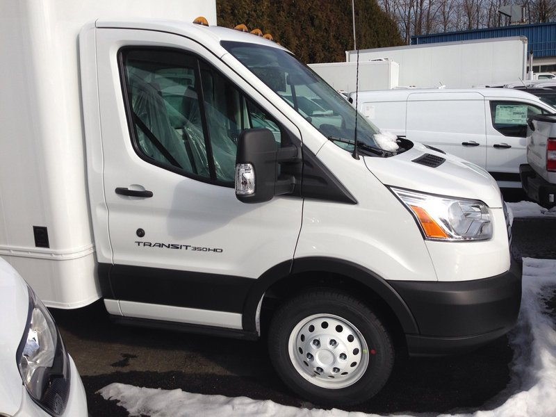2019 Ford Transit Chassis Cab for sale in Port Coquitlam, British Columbia