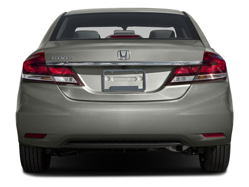 2015 Honda Civic Sedan for sale in Huntsville, Ontario