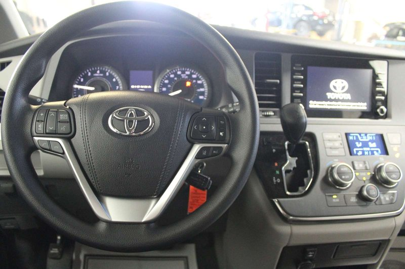 2019 Toyota Sienna for sale in Winnipeg, Manitoba