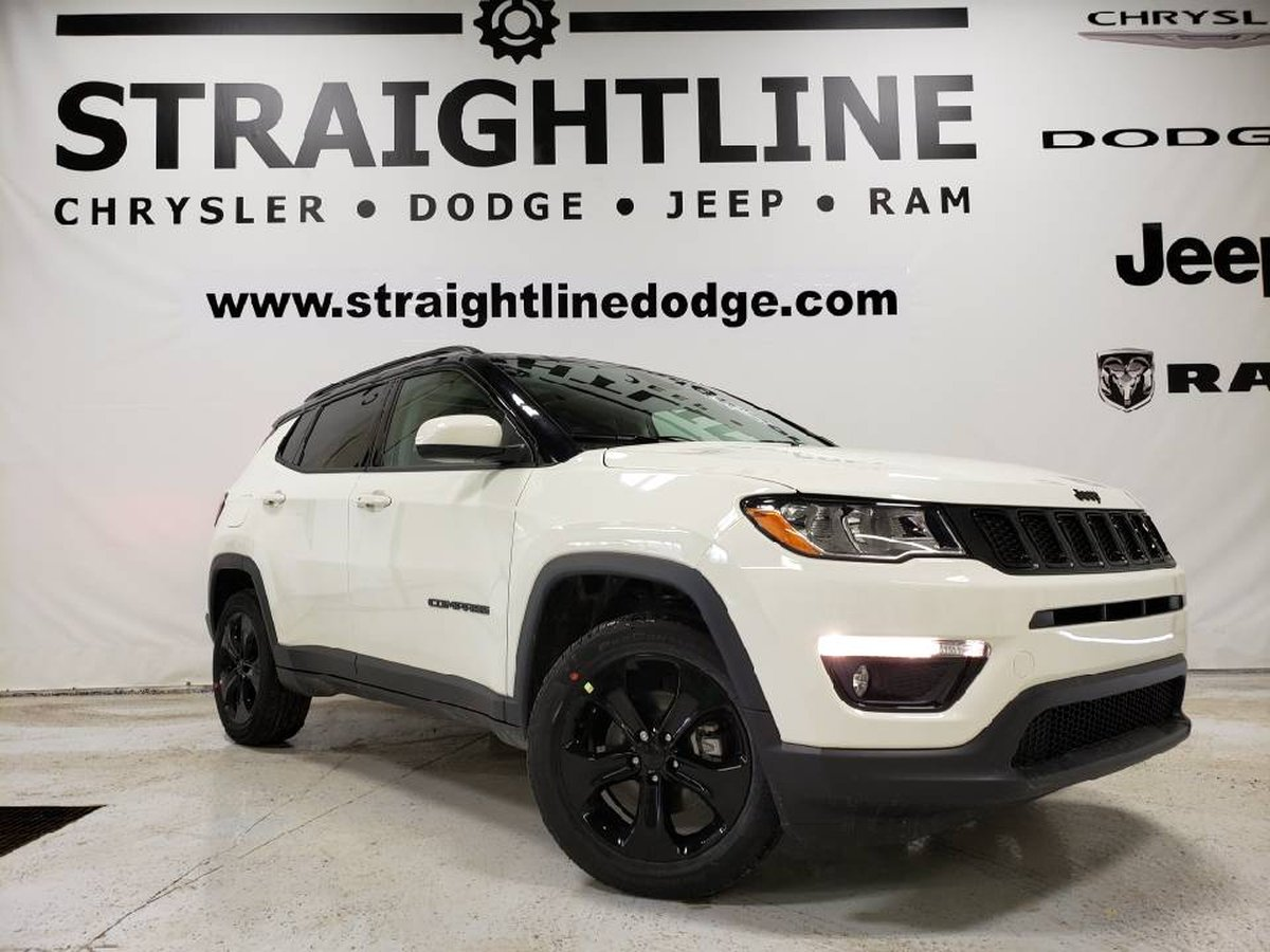 2019 Jeep Compass for sale in Fort Saskatchewan