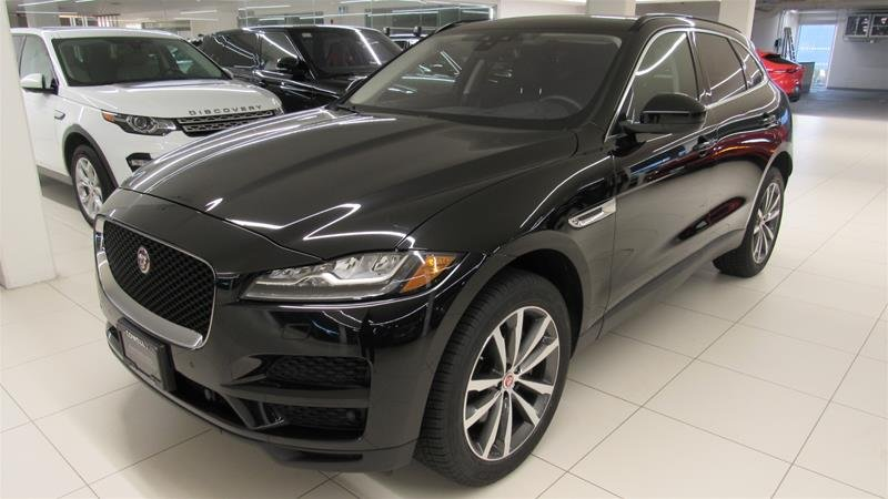 2017 Jaguar F-PACE for sale in Richmond, British Columbia