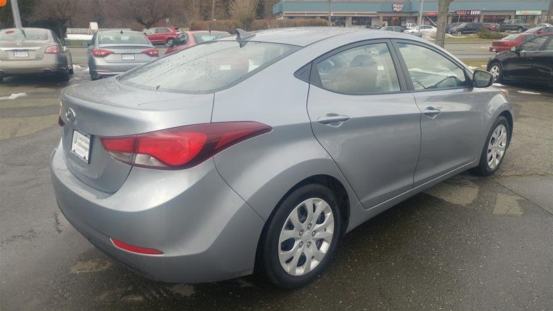 2016 Hyundai Elantra for sale in Courtenay, British Columbia