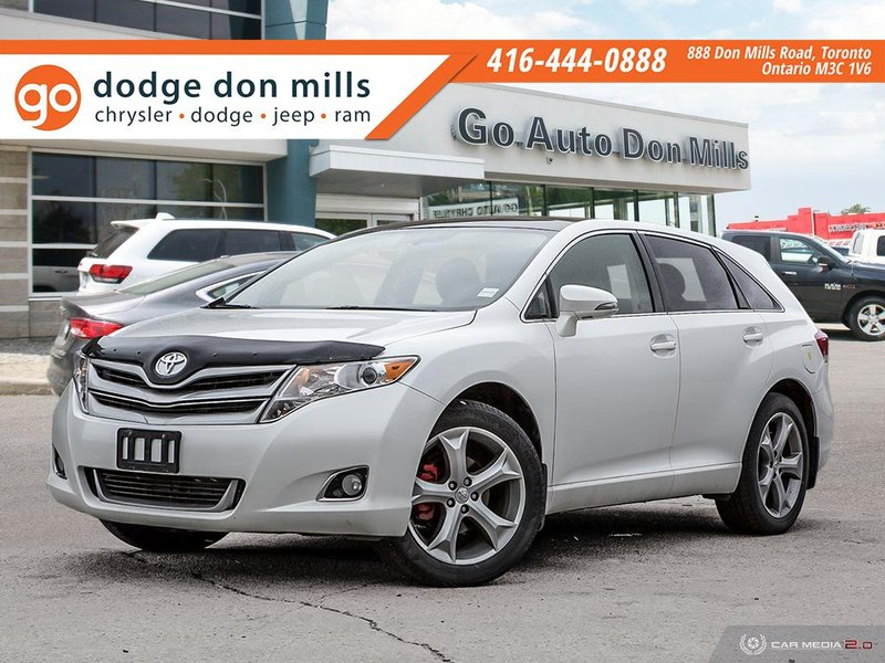2016 Toyota Venza >> 2016 Toyota Venza For Sale In Mississauga