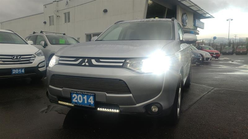 2014 Mitsubishi Outlander for sale in Courtenay, British Columbia
