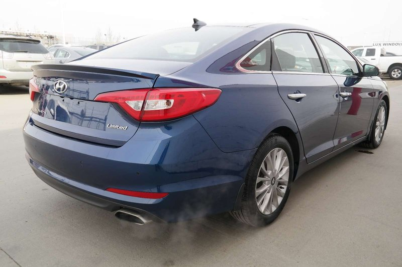 2015 Hyundai Sonata for sale in Edmonton, Alberta