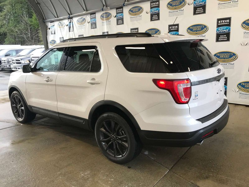 2019 Ford Explorer for sale in Campbell River, British Columbia