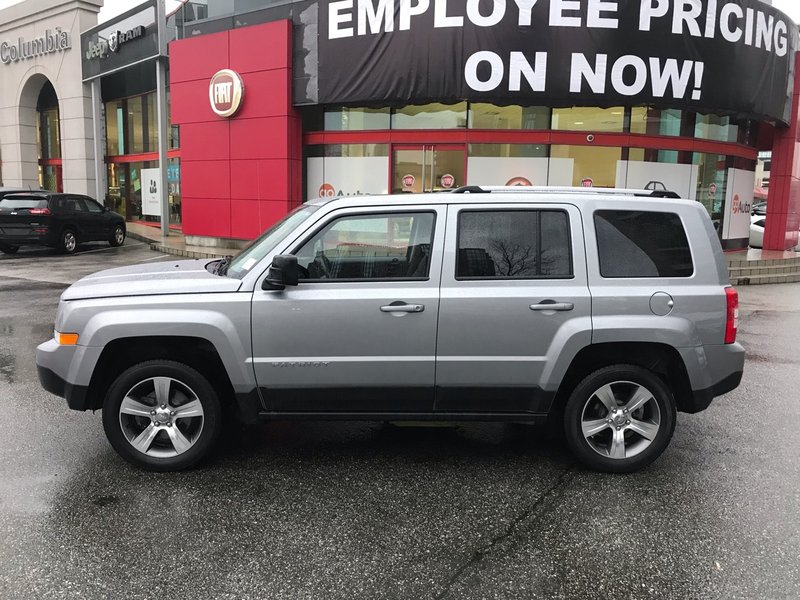 2016 Jeep Patriot for sale in Richmond, British Columbia
