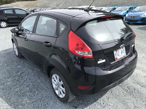 2011 Ford Fiesta for sale in St. John's, Newfoundland and Labrador