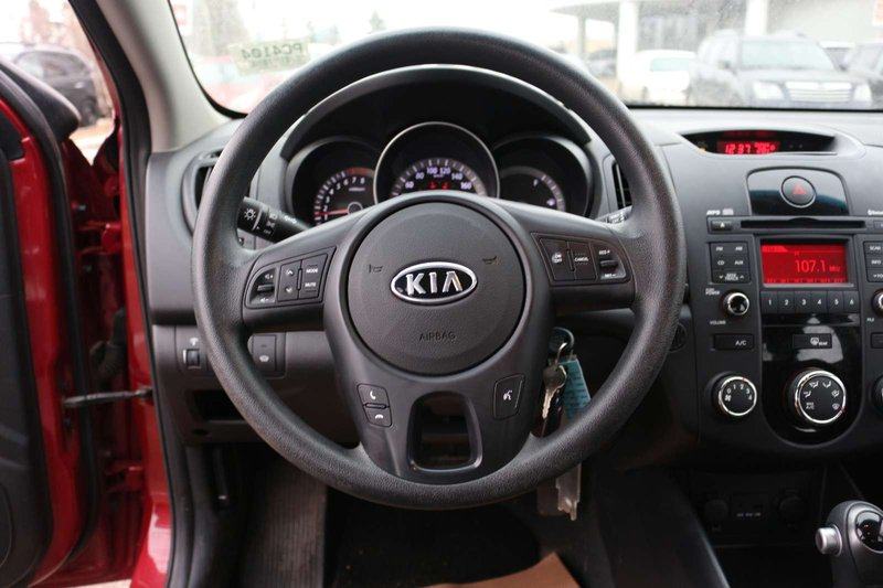 2012 Kia Forte for sale in Edmonton, Alberta