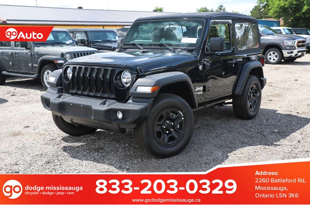 Jeep Wrangler For Sale Ontario >> 2019 Jeep Wrangler For Sale In Mississauga Ontario