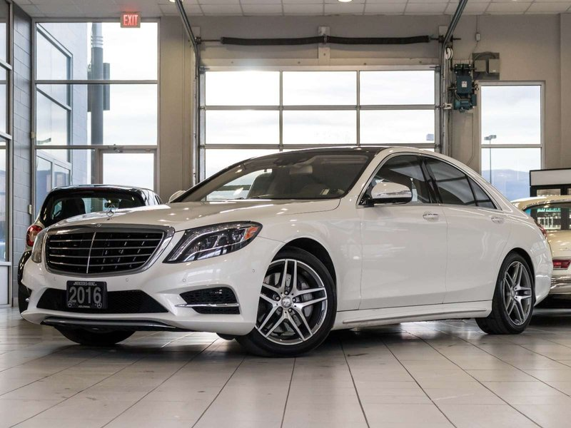 2016 Mercedes-Benz S-Class for sale in Kelowna, British Columbia