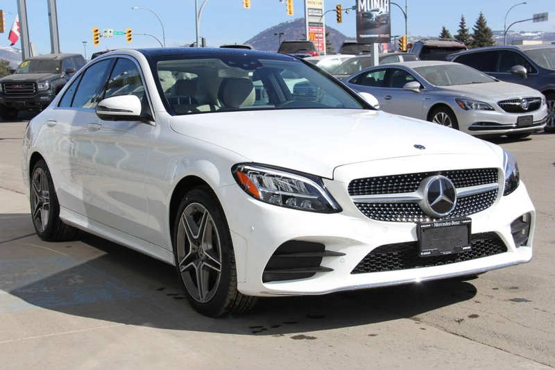 2019 Mercedes-Benz C-Class for sale in Kamloops, British Columbia