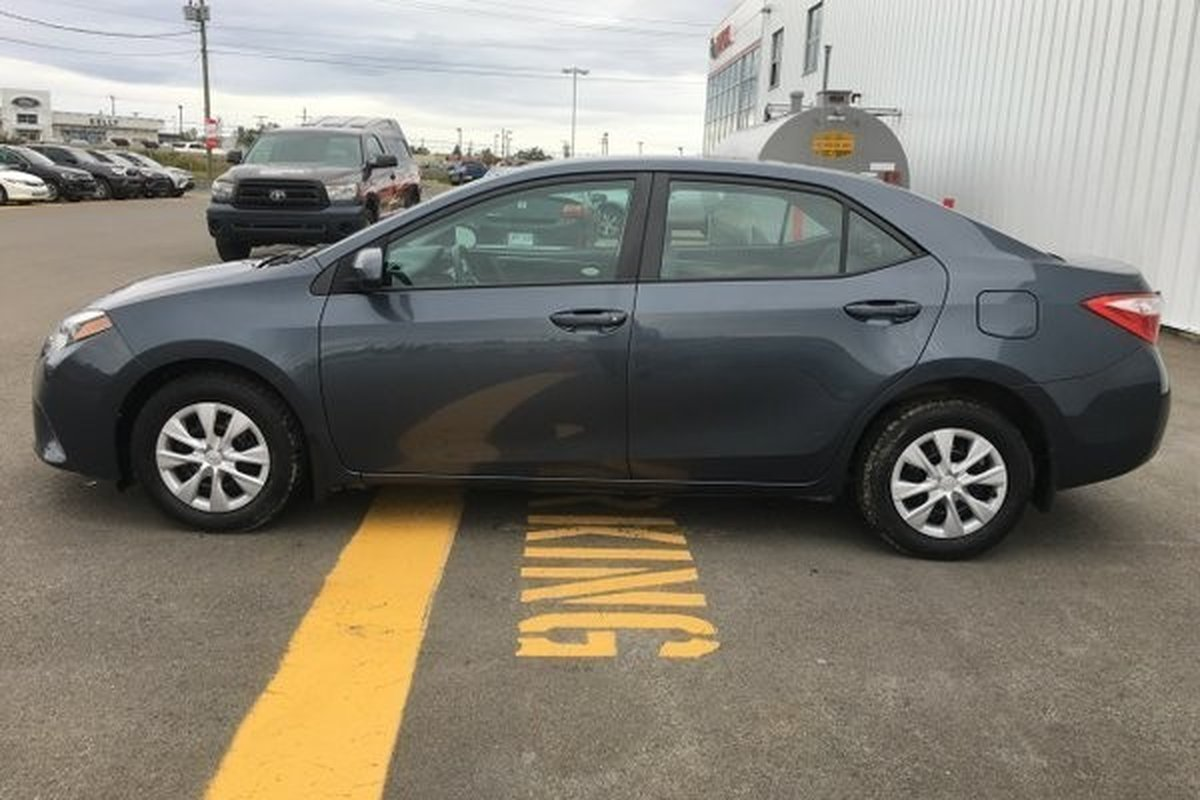 2014 Toyota Corolla for sale in Gander, Newfoundland and Labrador