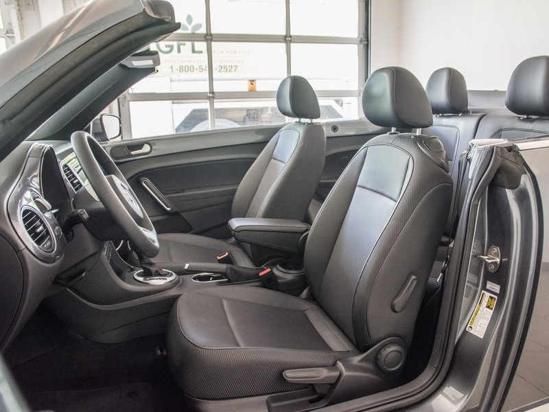 2015 Volkswagen Beetle Convertible for sale in London, Ontario