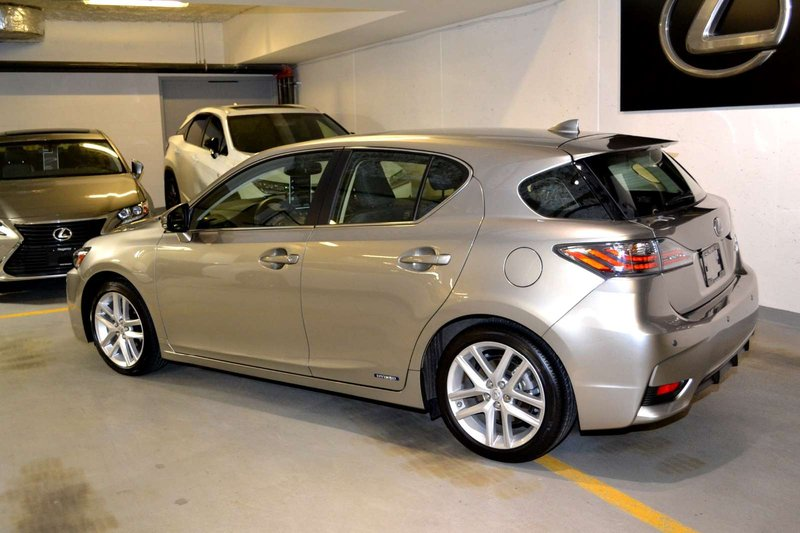 2017 Lexus CT 200h for sale in Vancouver, British Columbia