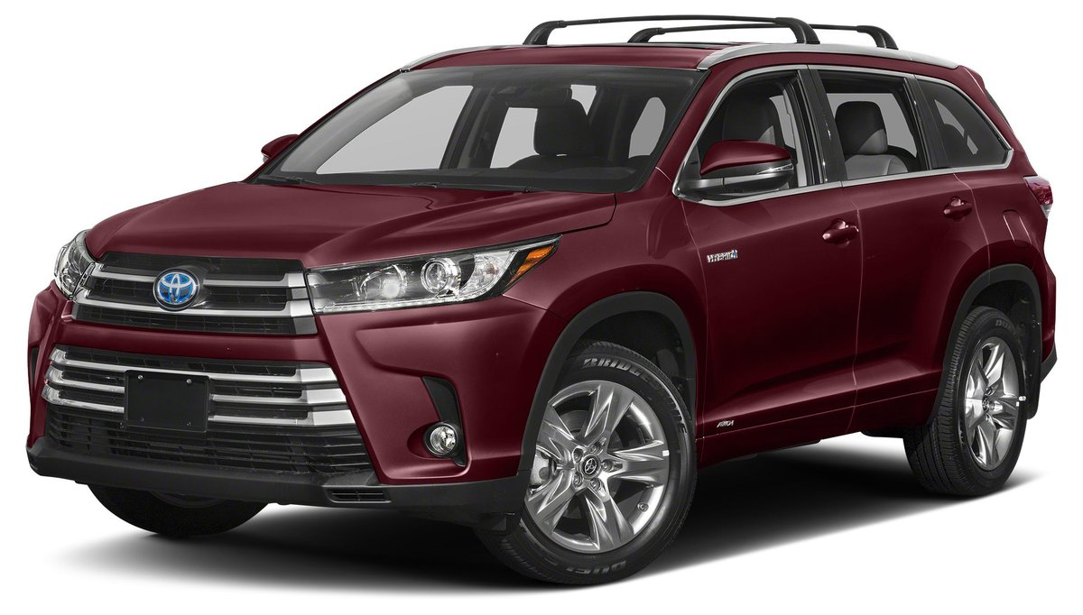 2018 Toyota Highlander Hybrid for sale in Scarborough, Ontario