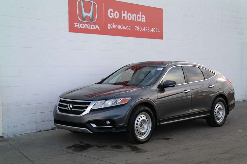 2014 Honda Crosstour for sale in Edmonton, Alberta