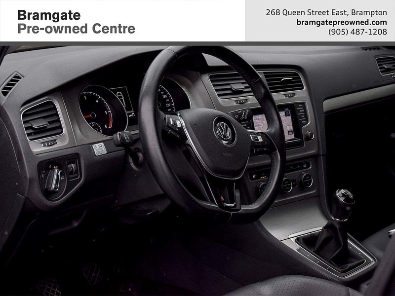 2015 Volkswagen Golf for sale in Brampton, Ontario