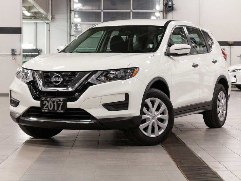 2017 Nissan Rogue for sale in Kelowna, British Columbia