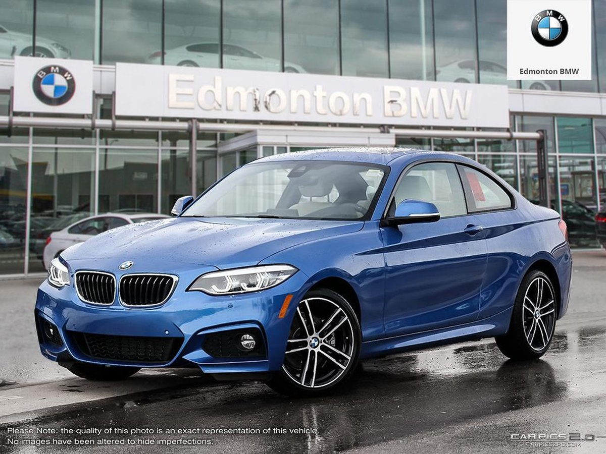 2018 BMW 230 for sale in Edmonton, Alberta