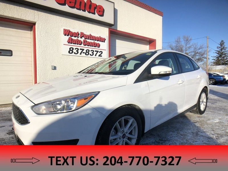 2017 Ford Focus for sale in Winnipeg, Manitoba